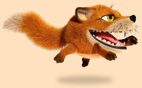 Wie Macht Ein Fuchs